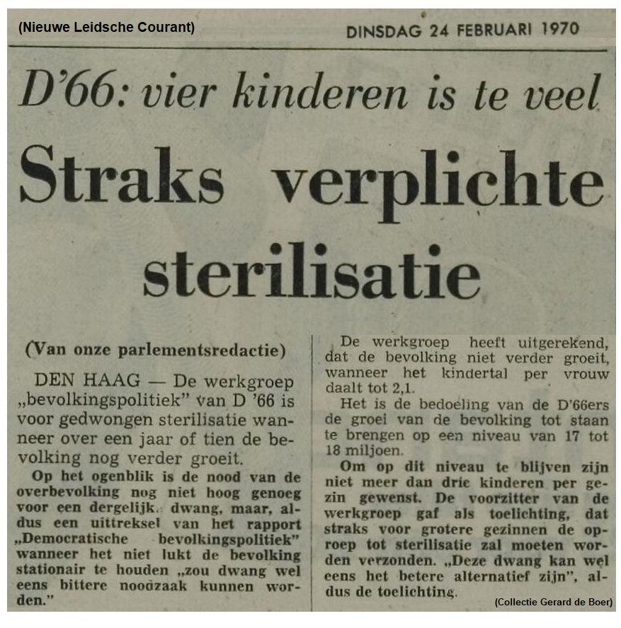 D66sterilisatie