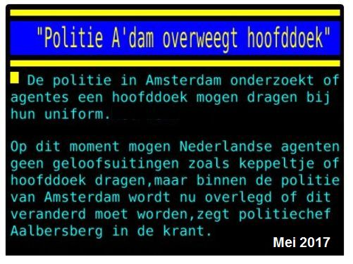 PolitieAdamHoofddoek