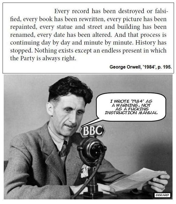 Orwell1984Boek